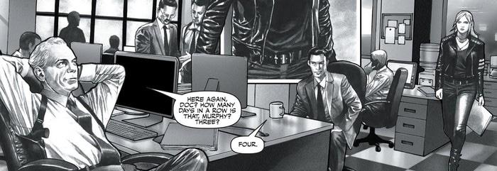 Review Vo : Joker/Harley : Criminal Sanity #1 1