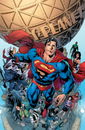 Un one-shot verra les réactions des alliés de Superman face à son importante décision 3