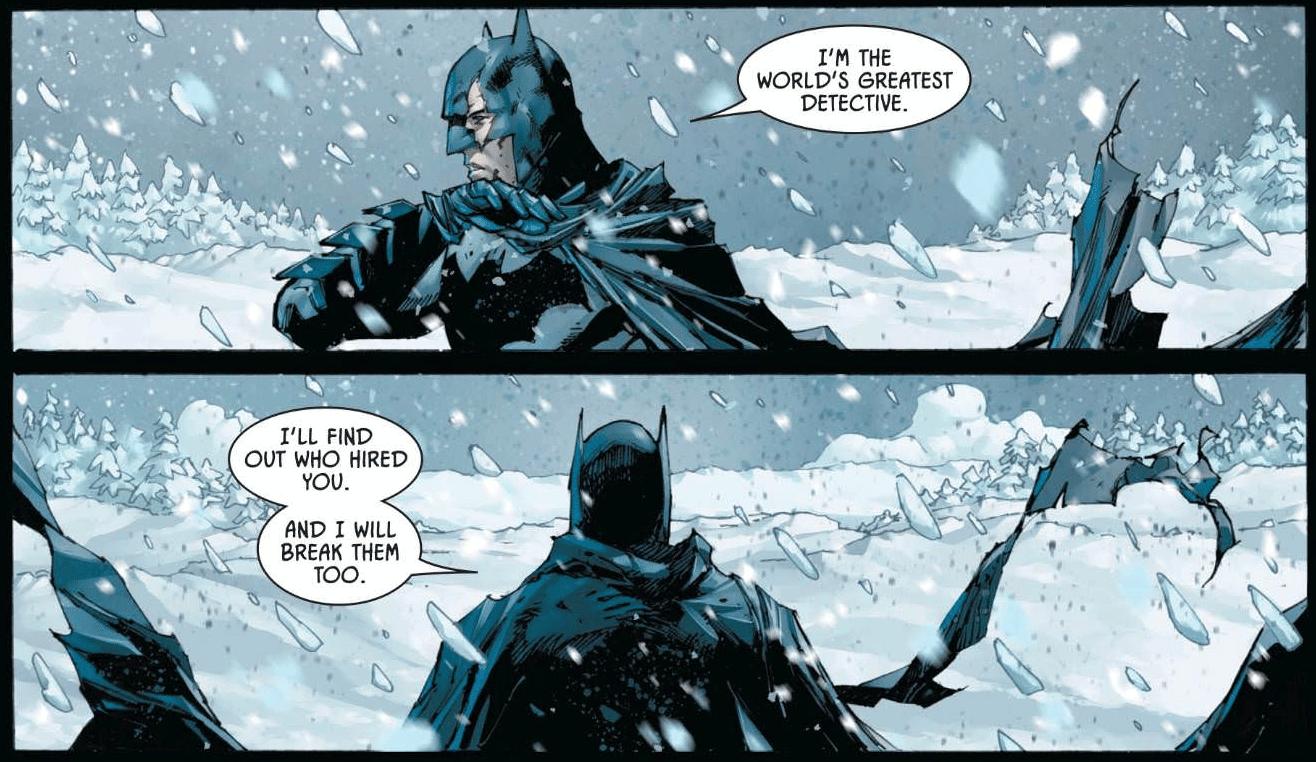 Review VF - Batman Rebirth Tome 9 2