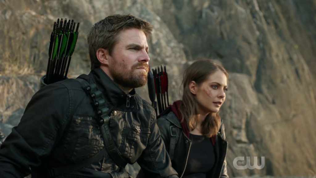 Review TV - Arrow Saison 8 Episode 3 : Leap of Faith 2