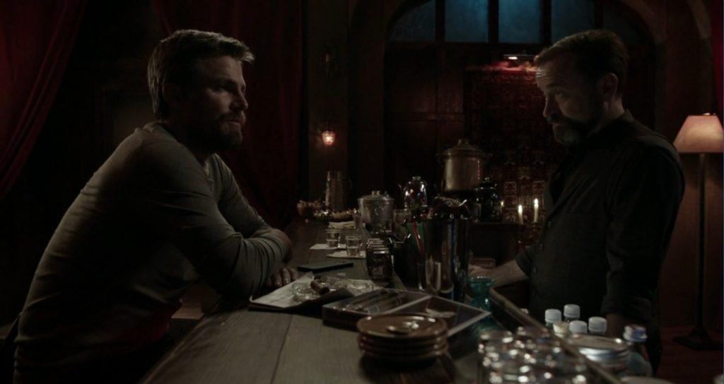 Review TV - Arrow Saison 8 Episode 5 : Prochnost 1