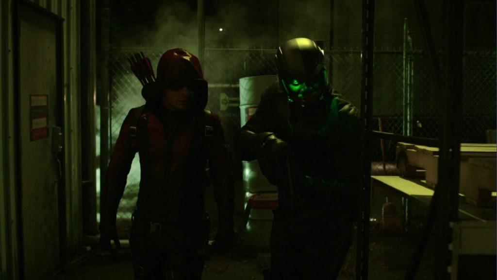 Review TV - Arrow Saison 8 Episode 5 : Prochnost 3