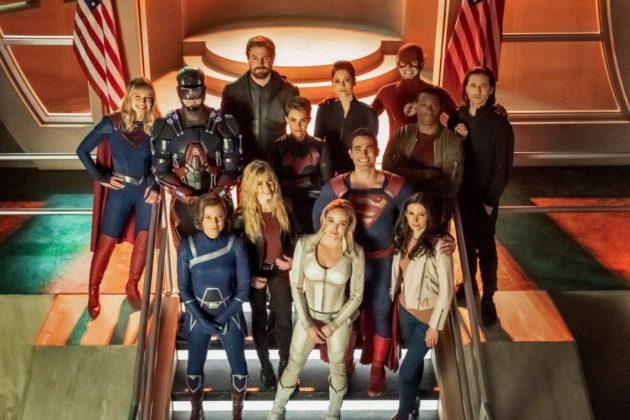 Le crossover Crisis on Infinite Earths fait le plein de photos et teasers 2