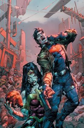 DCeased continue avec la mini-série Unkillables 1