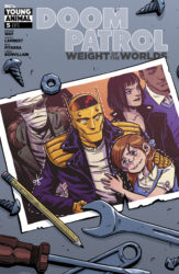 Doom Patrol : Weight of the worlds