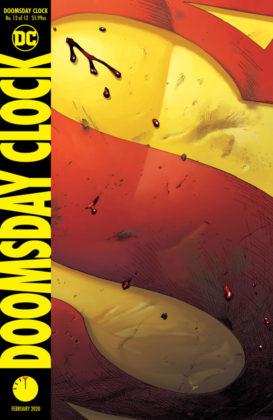 Découvrez un premier (et court) aperçu du final de Doomsday Clock 2