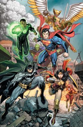 Robert Venditti est le nouveau scénariste de Justice League 2