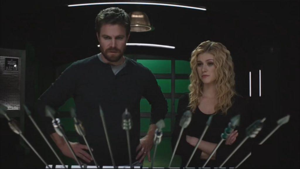 Review TV - Arrow Saison 8 Episode 5 : Prochnost 2