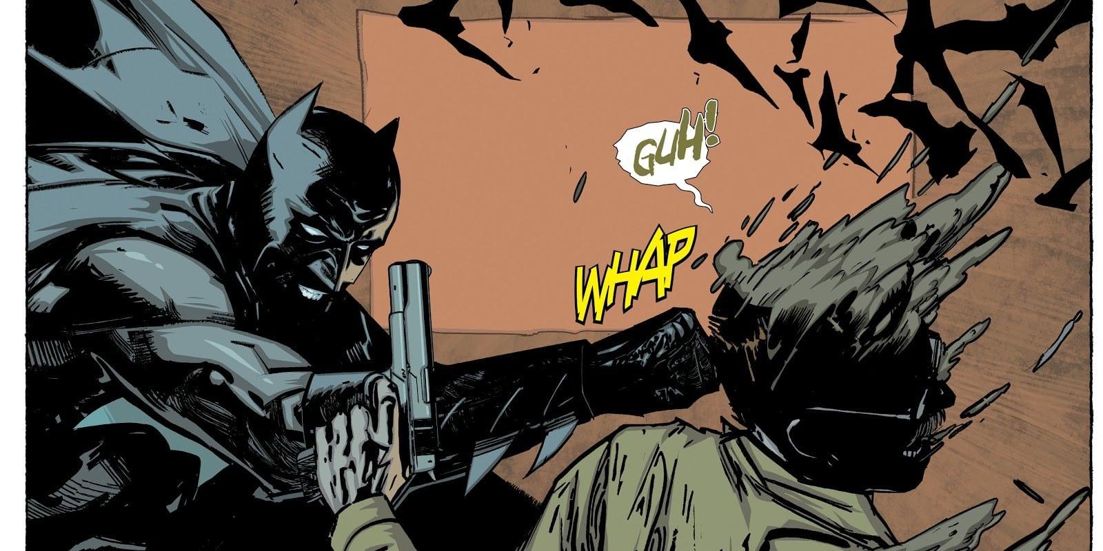 Batman le chevalier noir intégrale 2 image2