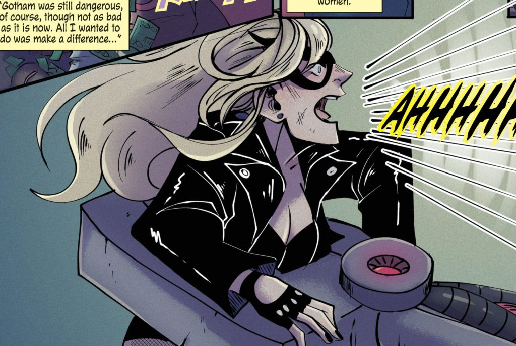 Black Canary : Ignite page