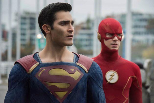 Le crossover Crisis on Infinite Earths fait le plein de photos et teasers 6