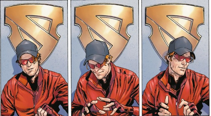 Review VF - Heroes in Crisis 1