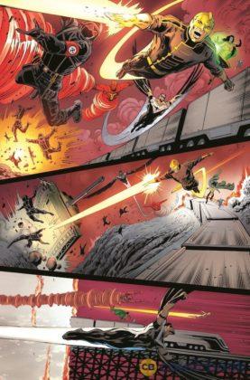Découvrez un premier aperçu du comics Crisis on Infinite Earths 5