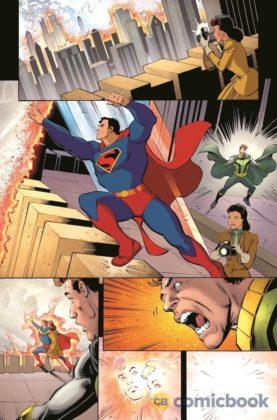 Découvrez un premier aperçu du comics Crisis on Infinite Earths 2