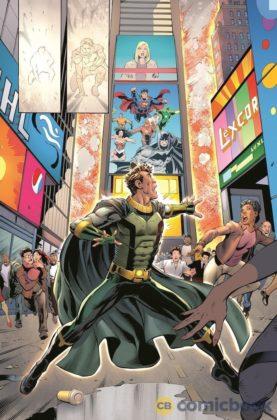 Découvrez un premier aperçu du comics Crisis on Infinite Earths 1