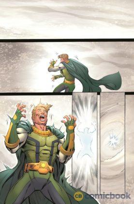 Découvrez un premier aperçu du comics Crisis on Infinite Earths 3