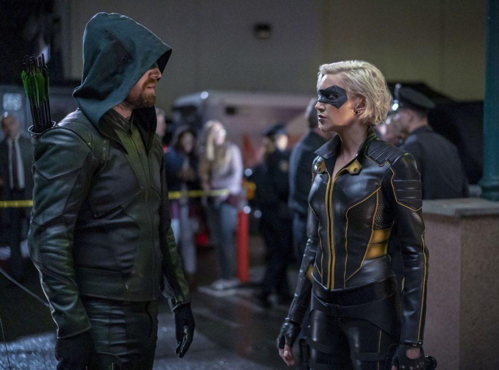 Review TV - Arrow Saison 8 Episode 6 : Reset 2