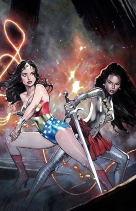 Wonder Woman #750 variant
