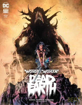 Preview VO - Wonder Woman : Dead Earth #1 1