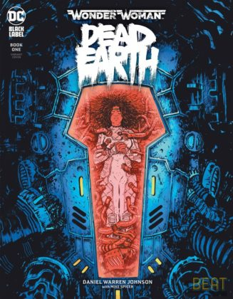 Preview VO - Wonder Woman : Dead Earth #1 2