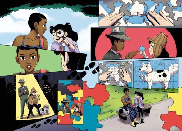 DC annonce deux nouveaux titres jeunesse avec Primer et Lois Lane 2