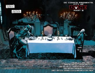 Tom King: La fin de son run Batman et son futur projet Batman/Catwoman 1