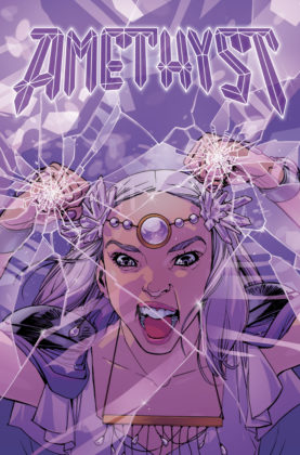 Preview VO - Amethyst #1 par Amy Reeder 3