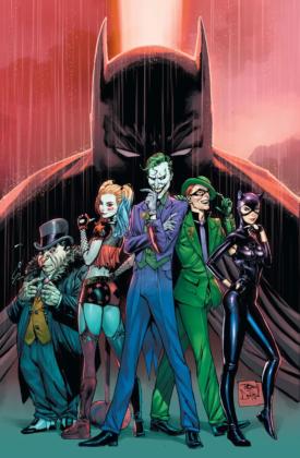 Carlo Pagulayan remplace Guillem March sur Batman #89 1