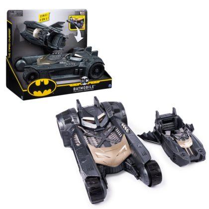 DC publie Batman 100-Page-Giant pour soutenir sa ligne de jouets The Caped Crusaders 2