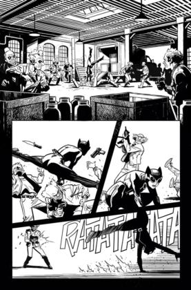 Catwoman fête aussi ses 80 ans avec un numéro spécial 3