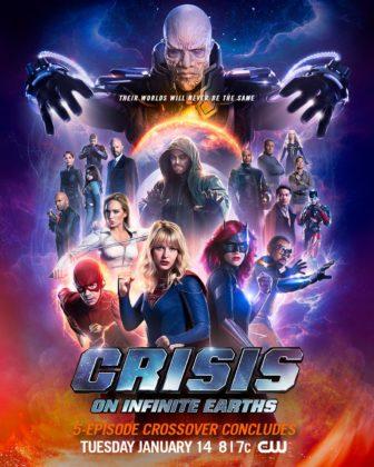 Le poster de Crisis on Infinite Earths Part 2 donne un aperçu du Spectre