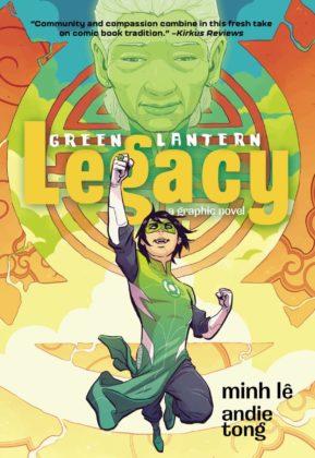 DC sort un trailer pour le comics Green Lantern : Legacy 1