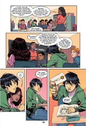 DC sort un trailer pour le comics Green Lantern : Legacy 2