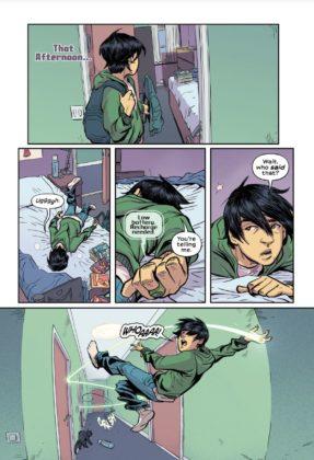 DC sort un trailer pour le comics Green Lantern : Legacy 3