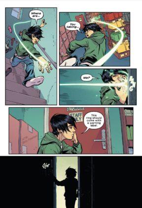 DC sort un trailer pour le comics Green Lantern : Legacy 4