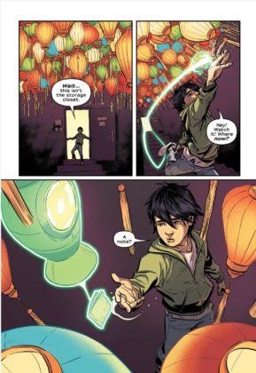 DC sort un trailer pour le comics Green Lantern : Legacy 5