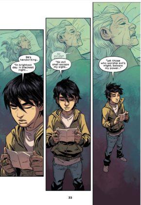 DC sort un trailer pour le comics Green Lantern : Legacy 6