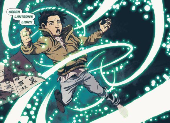 DC sort un trailer pour le comics Green Lantern : Legacy 7