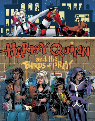 Preview VO - Harley Quinn and the Birds of Prey #1 1
