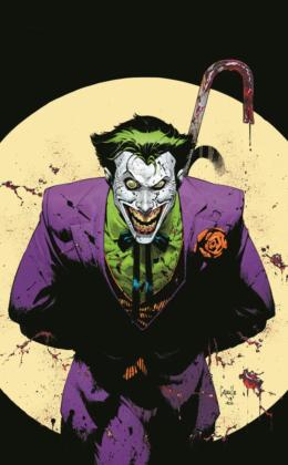 Le Joker a également droit à son one-shot pour ses 80 ans 1