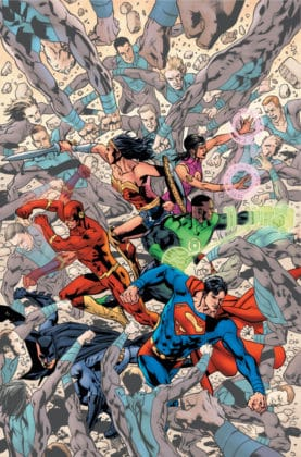 Un premier aperçu de Justice League de Venditti et Mahnke disponible 1