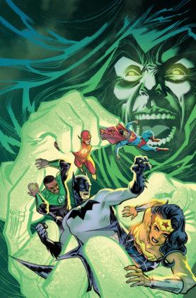 Un premier aperçu de Justice League de Venditti et Mahnke disponible 10