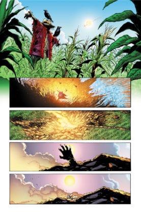 Un premier aperçu de Justice League de Venditti et Mahnke disponible 3
