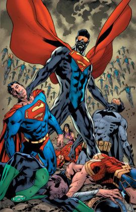Un premier aperçu de Justice League de Venditti et Mahnke disponible 6