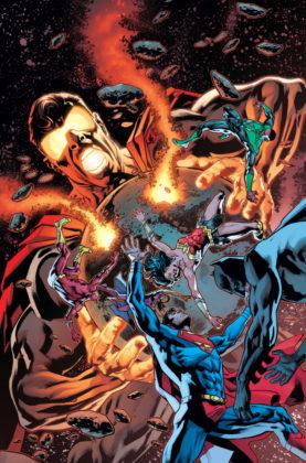 Un premier aperçu de Justice League de Venditti et Mahnke disponible 7