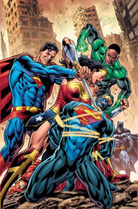 Un premier aperçu de Justice League de Venditti et Mahnke disponible 8