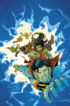 Un premier aperçu de Justice League de Venditti et Mahnke disponible 9