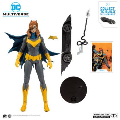 Todd McFarlane présente ses premières figurines DC 2