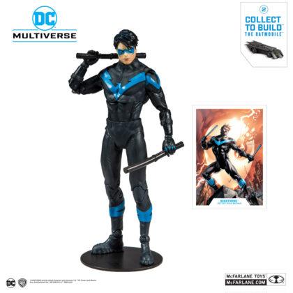 Todd McFarlane présente ses premières figurines DC 5