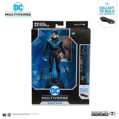 Todd McFarlane présente ses premières figurines DC 10